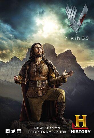 File:Vikings S02P05, Athelstan.jpg