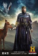 Vikings S02P07, Ecbert