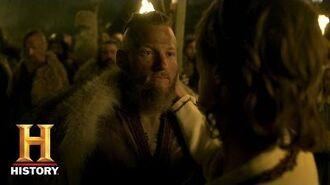 Vikings Josh Donaldson Guest Stars - Brother, I Envy You (Season 4, Episode 18) History