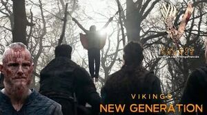 Vikings Season 4 - Trailer New Generation FR HD