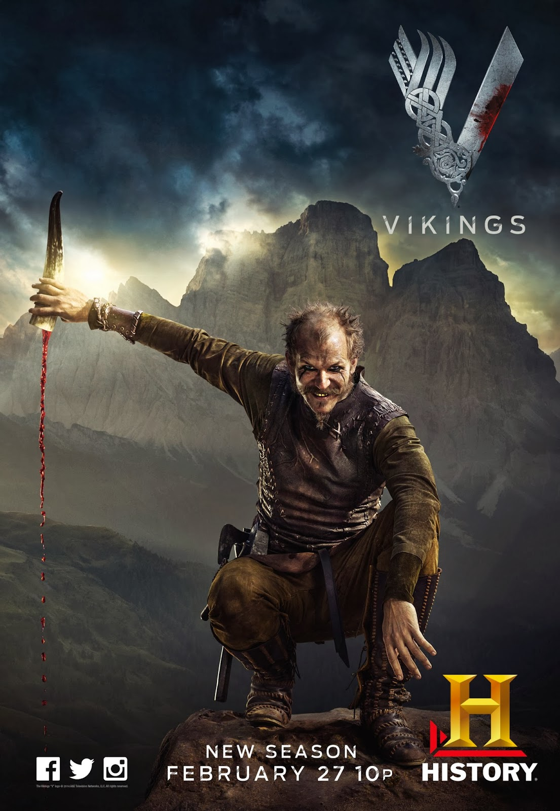 Vikings Fernsehserie  Wikipedia