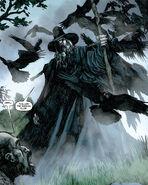 Odin in Vikings - Godhead