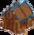 Hunting lodge 3 symbol