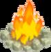 Limestone fire symbol