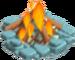 Granite fire symbol