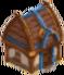 Mountain abode symbol