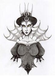 Gaya the Princess of Darkness