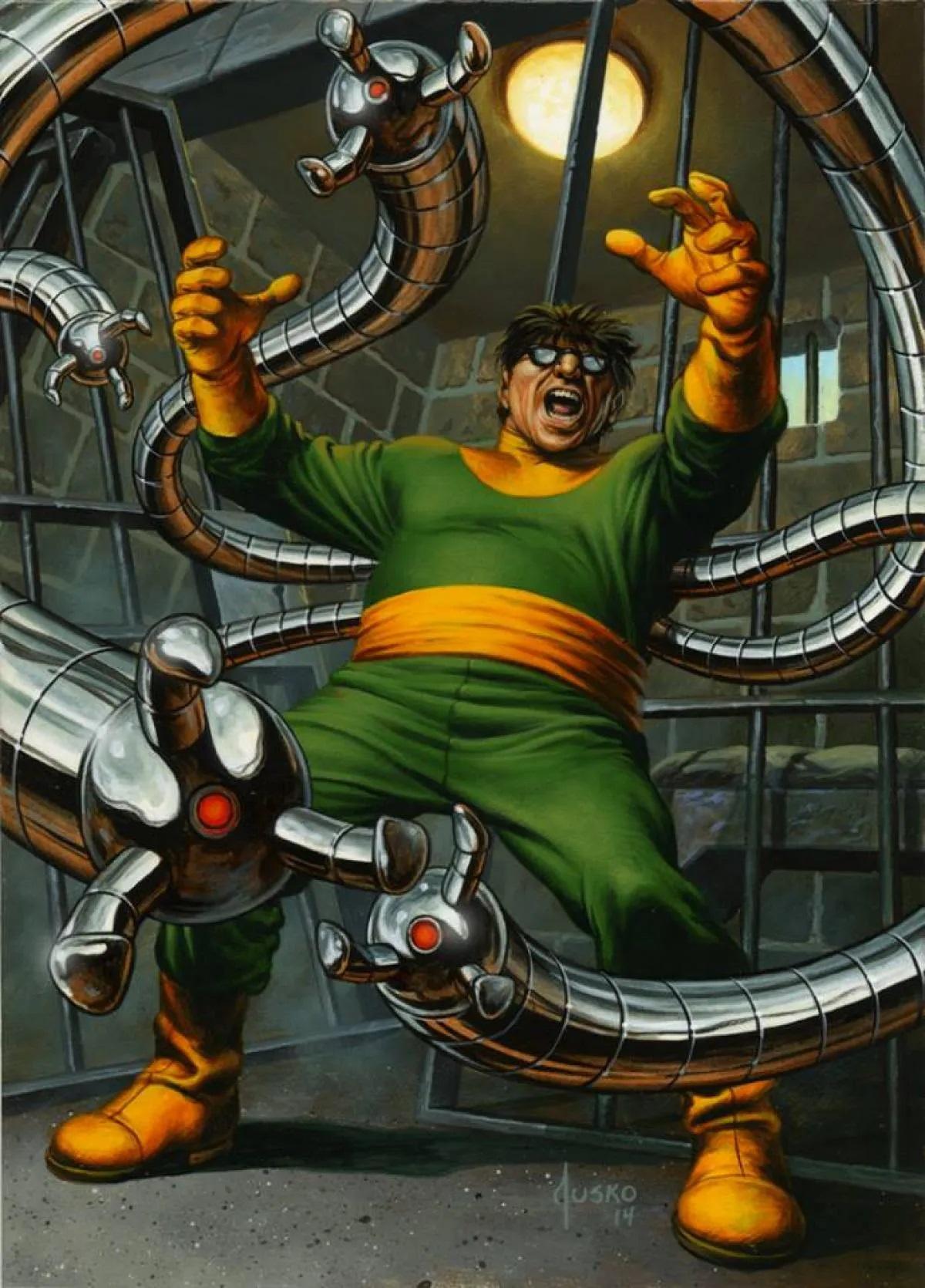 Doctor Octopus | Villains Wiki | FANDOM powered by Wikia