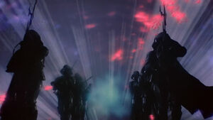 Skeletor army