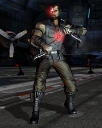 Kano (Mortal Kombat vs DC Universe)