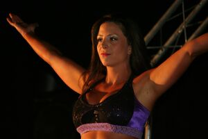 Serena Deeb @ Queens of Combat 1