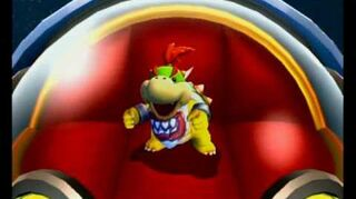 Super Mario Galaxy 2 Boss- Gobblegut