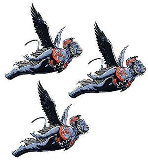The Flying Monkeys