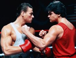 Ivan Kraschinsky vs Jason Stillwell