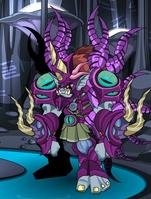Chaos Lord Krellenos