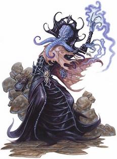 Illithid Sorcerer