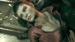 Poison Ivy's death