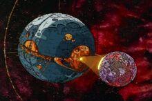 Unicron planet mode