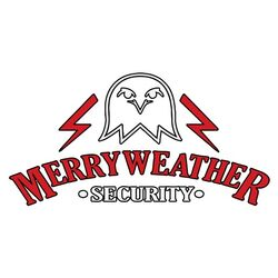 Merryweather Security Consulting Logotype