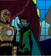 Phobia Earth Teen Titans