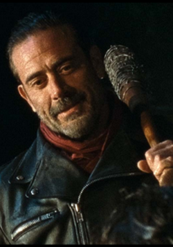 Negan in the TV Series