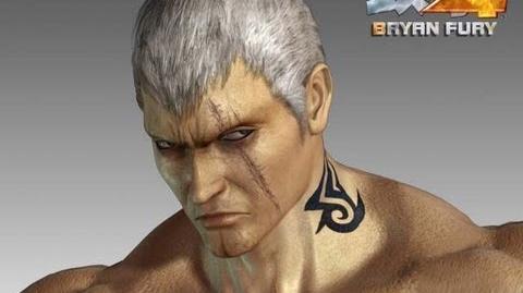 Tekken 4 - Bryan Fury ending - HQ