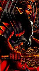 Matthias Demon Swordsman