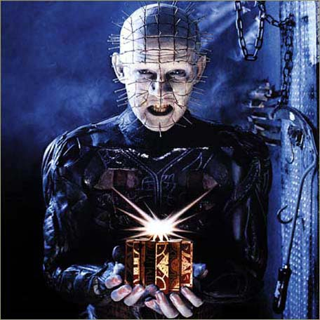 Image result for hellraiser pinhead