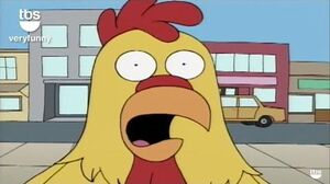 The First Chicken Fight Family Guy TBS