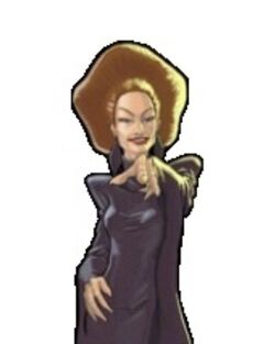 Morgana le Fay the Sorceress