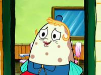 SpongeBob SquarePants Mrs. Puff After Lying