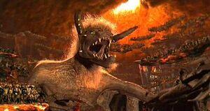 Malebolgia & his Hellspawn army