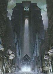 The Uroboros Corporation's Uroboros City
