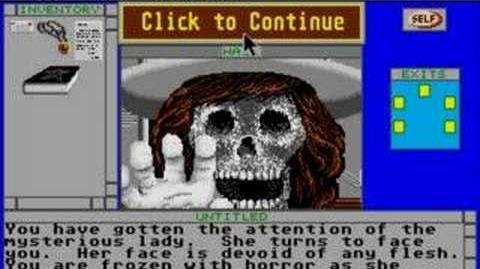 Uninvited - Death by Scarlet O' Hara