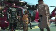 Metal gear child soldiers mbele squad kaz big boss snake