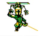 Propeller Knight in game