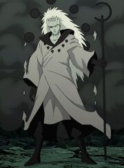 Madara six paths