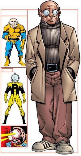 Peter Quinn (Earth-616) 0004