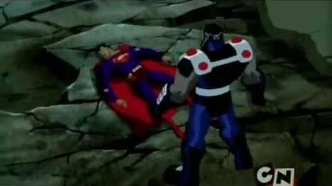 Darkseid - Alpha and Omega