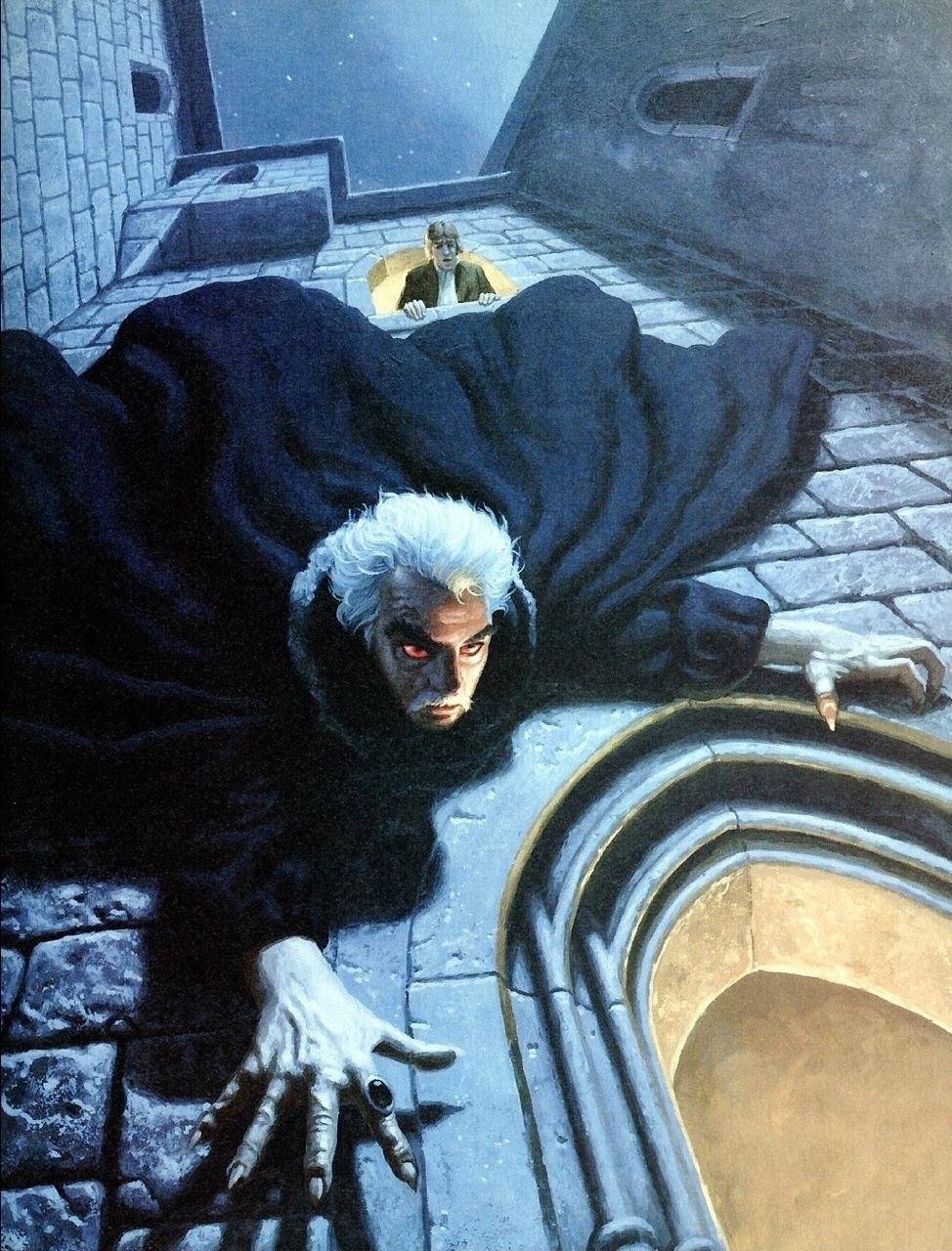 Dracula Crawles