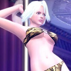 Snake Dancer Christie