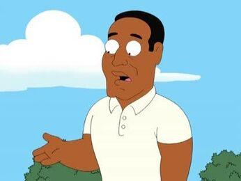 O. J. Simpson (Family Guy)