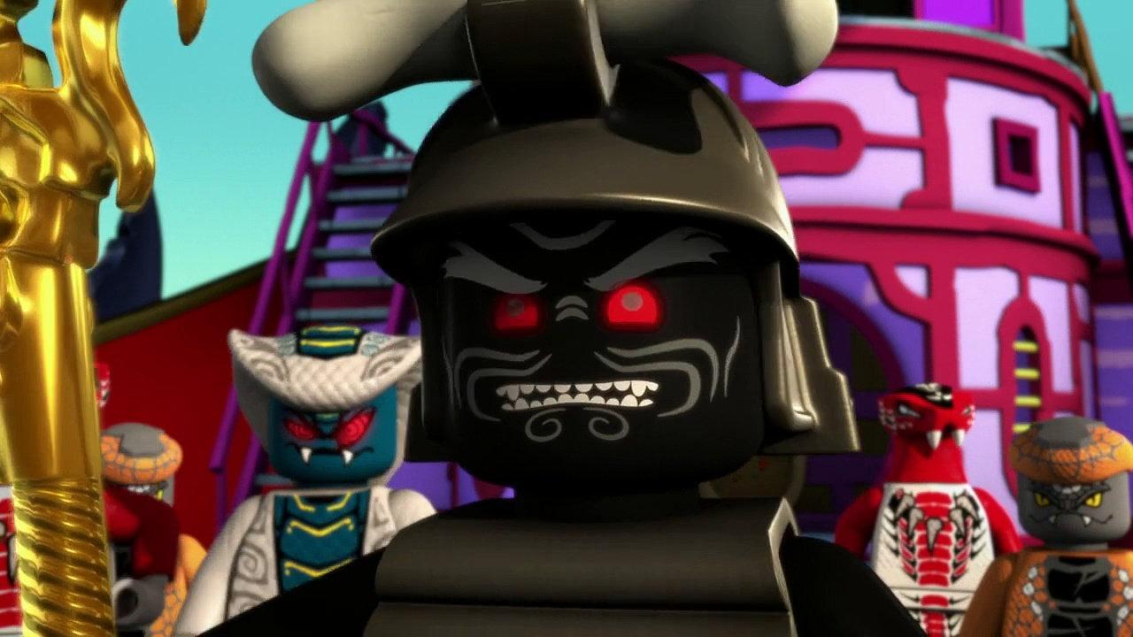Lego Ninjago Ninja Vs Pirates – HD Wallpapers