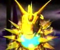 Yellow Cerberus