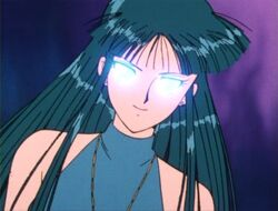 Thetis glowing eyes