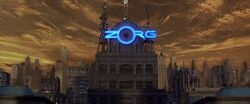 The Zorg Building