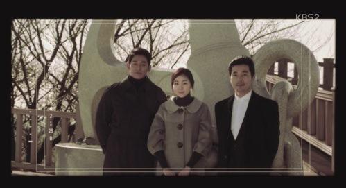 File:Baek san with his girlfriend and mentor.jpg