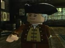 Lego Lord Cutler Beckett