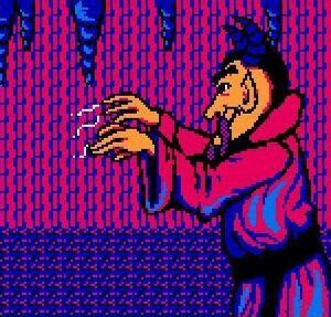 The Evil Wizard (Skull & Crossbones)