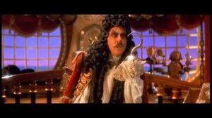 Captain Hook's Hilarious Suicide Attempt